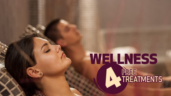 WELLNESS & SPA package