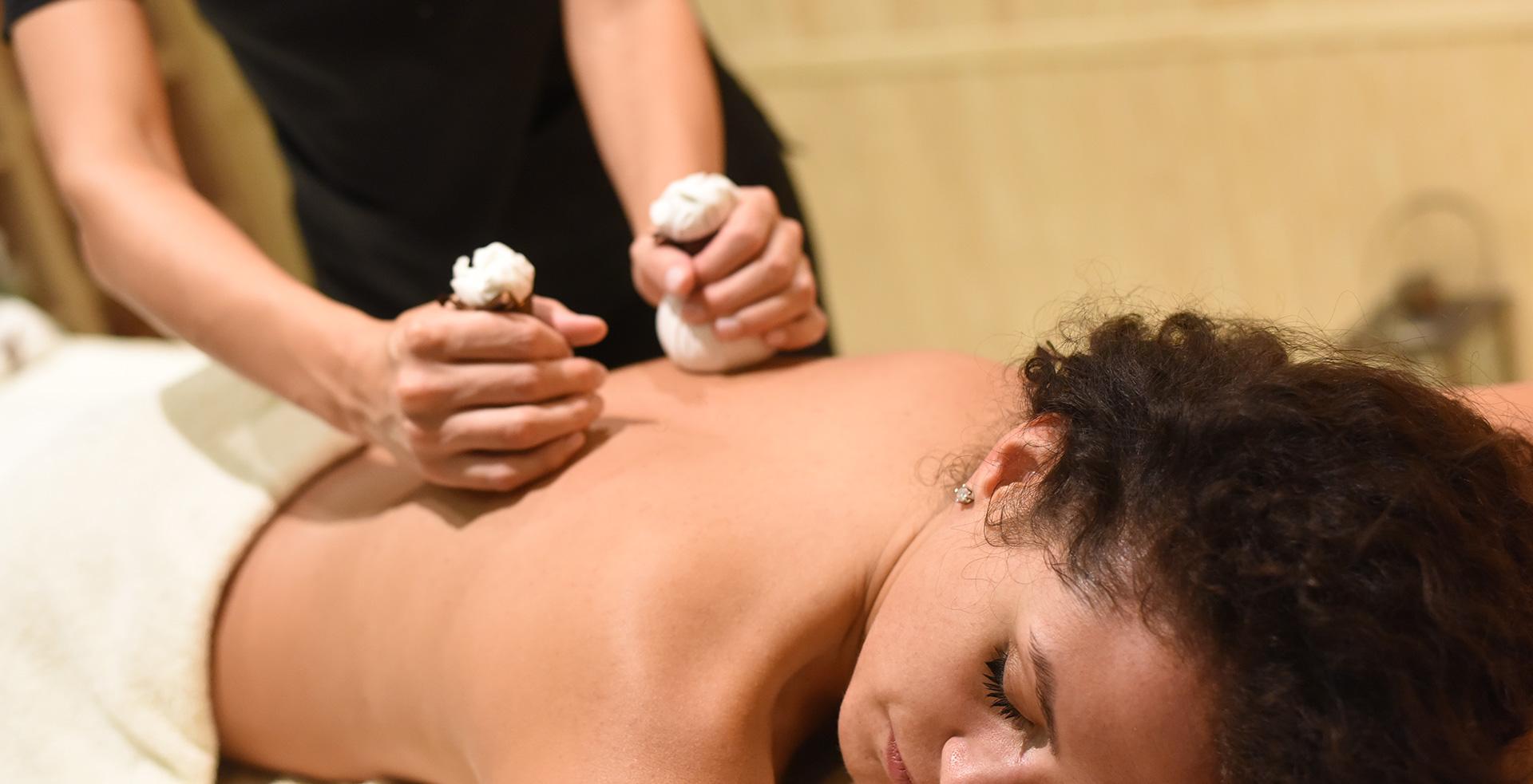 Tretman masaže u wellness i spa centru u Vrnjačkoj Banji