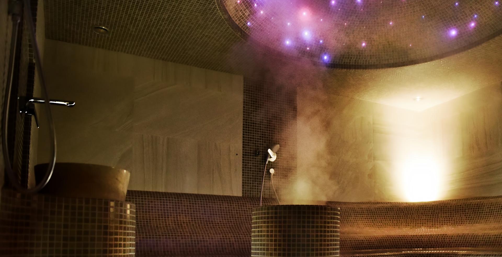 Parno tursko kupatilo u wellness i spa centru Solaris Resorta
