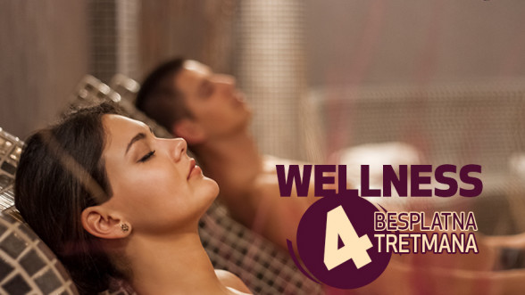WELLNESS & SPA PAKET