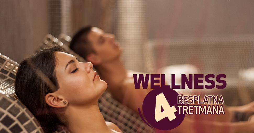 Par uživa u wellness paketu u Solaris Resorta iz Vrnjačke Banje