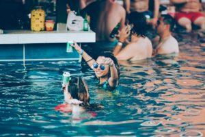 LoveFest VIP žurka na bazenima Solaris Resorta u Vrnjačkoj Banji