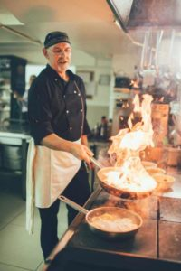 Francuski kuvar Jean Marc Labbe priprema specijalitete A la carte koncepta u restoranima Solaris Resorta u Vrnjackoj Banji