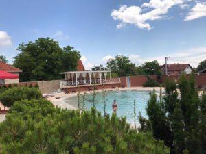 Solaris resort iz Vrnjačke banje je imao prve kupače u Bio dizajn bazenu