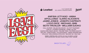 Lovefest 2021 učesnici