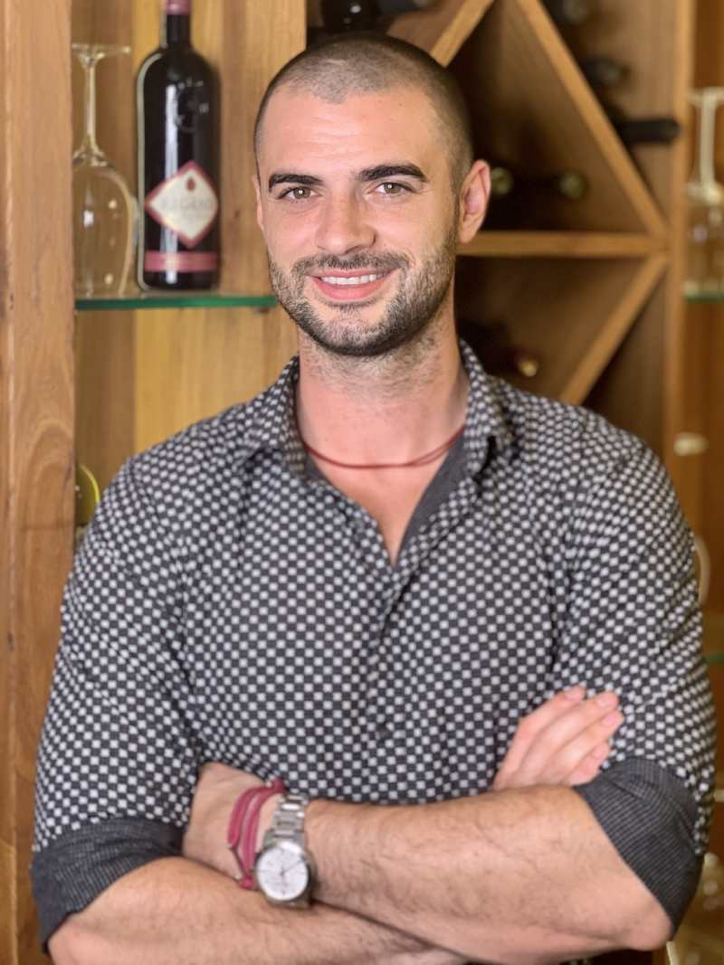 Jakša Dabanović je šef sektora hrane i pića Solaris Resorta u Vrnjačkoj Banji