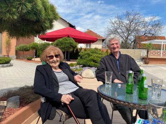 Najstariji gosti uzivaju u Solaris Resortu u Vrnjačkoj Banji