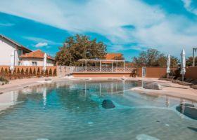 Bio dizajn bazen Solaris Resorta u Vrnjackoj banji