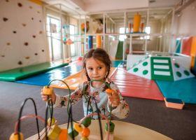 Zvončica, igraonica za decu u okviru Hotela Solaris