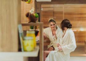 Uživanje u fresh baru wellness i spa centra u Vrnjačkoj Banji