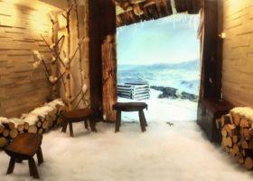 Ledena soba u wellness i spa centru u Vrnjačkoj Banji