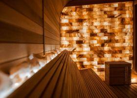 Fotografija slane sobe u wellness centru Solaris Resorta u Vrnjačkoj Banji